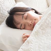 夜用ナプキンで安心して眠るには